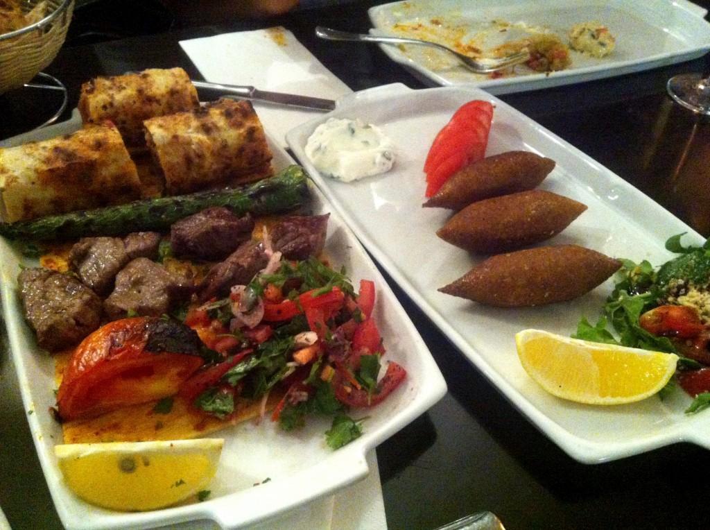 Geleneksel Tat, Modern Sunum, Antiochia Restaurant
