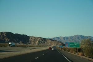Las Vegas-Los Angeles Otoyolu