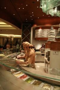 Bellagio'da bulunan tatlı dükkanı