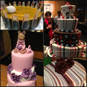 Pastalar, Kekler, Kurabiyeler ve Daha Neler Neler…Sirha İstanbul 2013