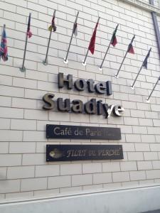 Suadiye'den Adalara Nefis Manzara: Cafe De Paris Teras