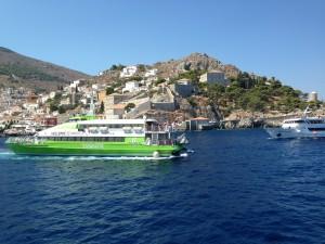 Atina'nın Yanı Başındaki Güzellik; Hydra Adası