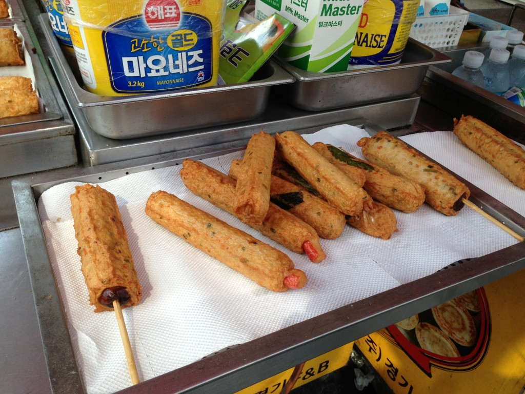 Kore Usulü Hot Dog