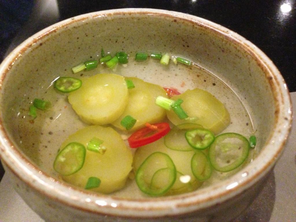 Kore Usulü Turşulu Çorba