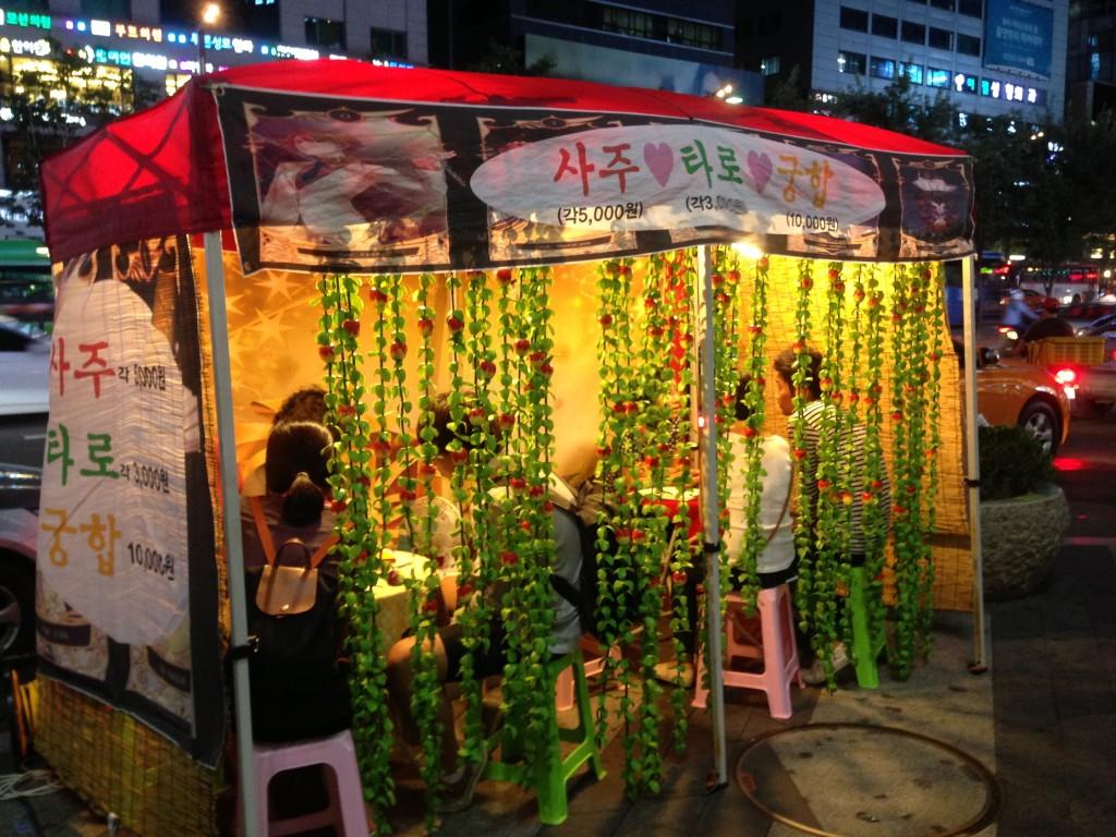 Gangnam'da Bir Falcı