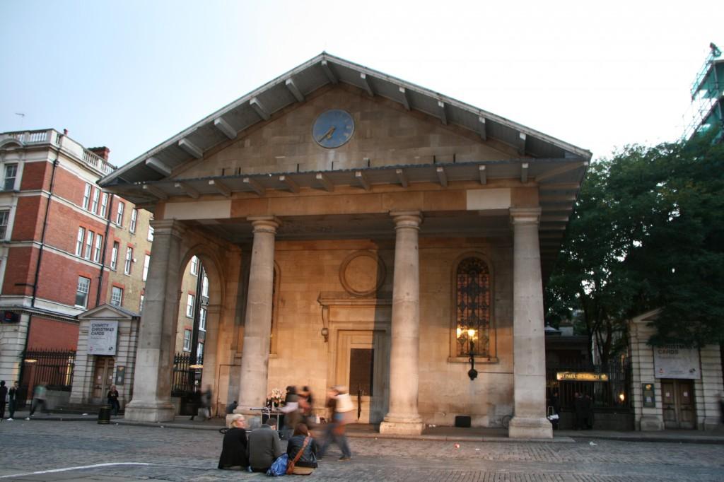 St. Paul's Kilisesi, Covent Garden
