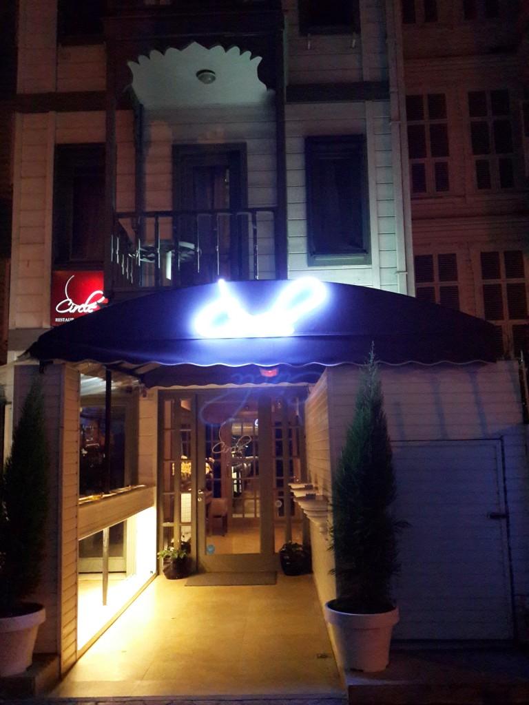 Avrupa'nın Modern Mutfağı Yeniköy'de; Circle Restaurant & Bar…