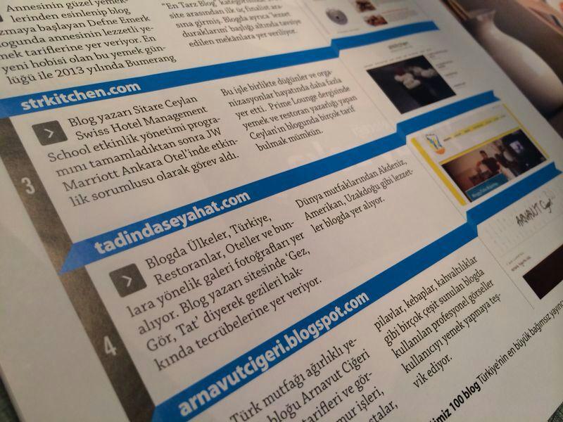 Tadında Seyahatin Digital Age Dergisi Yazısı | Basında Tadında Seyahat