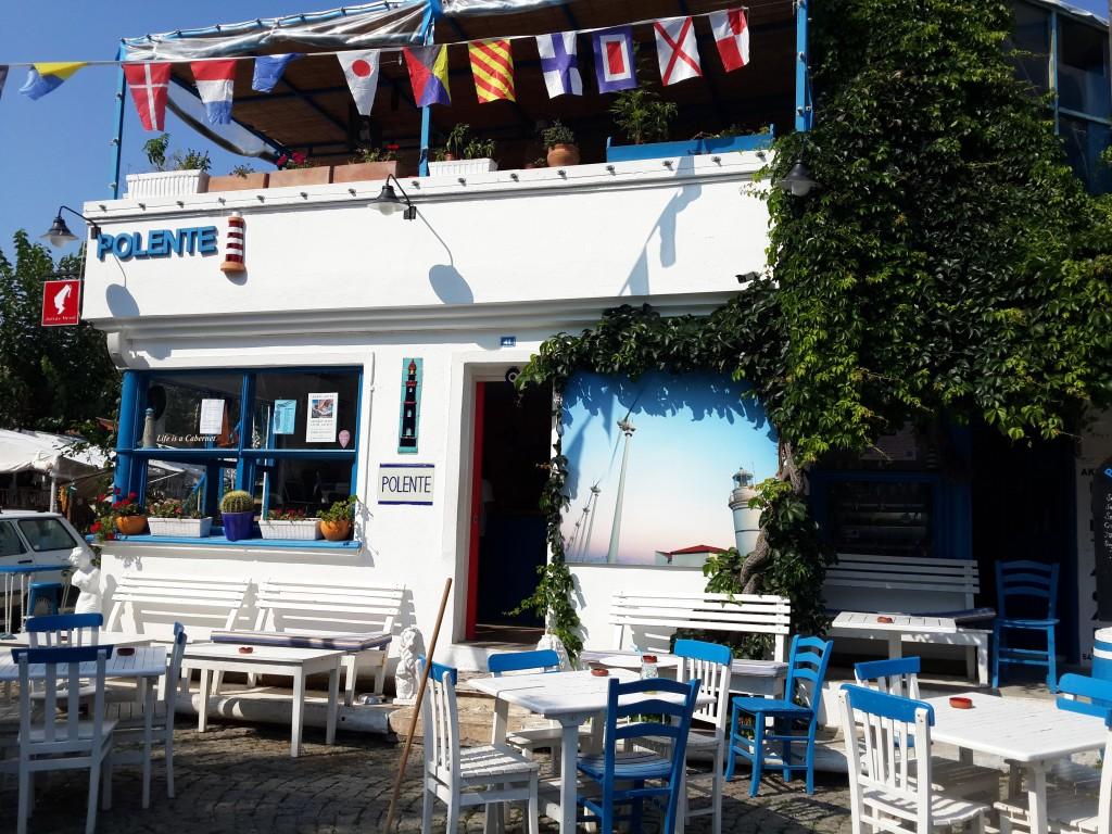 Ada'nın En Popüler Cafe/Bar'ı Polente