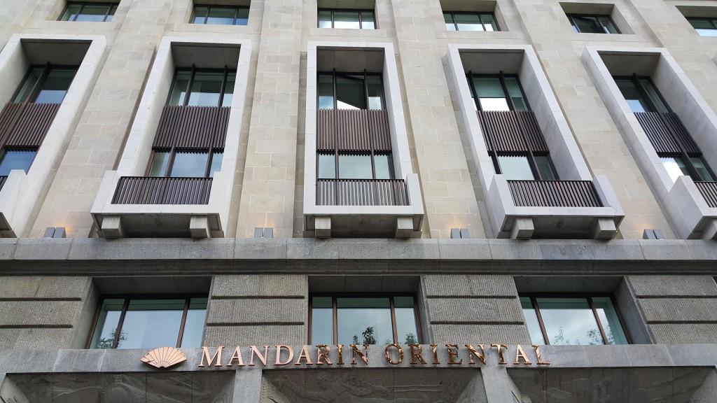 Mandarin Oriental Hotel Barselona…