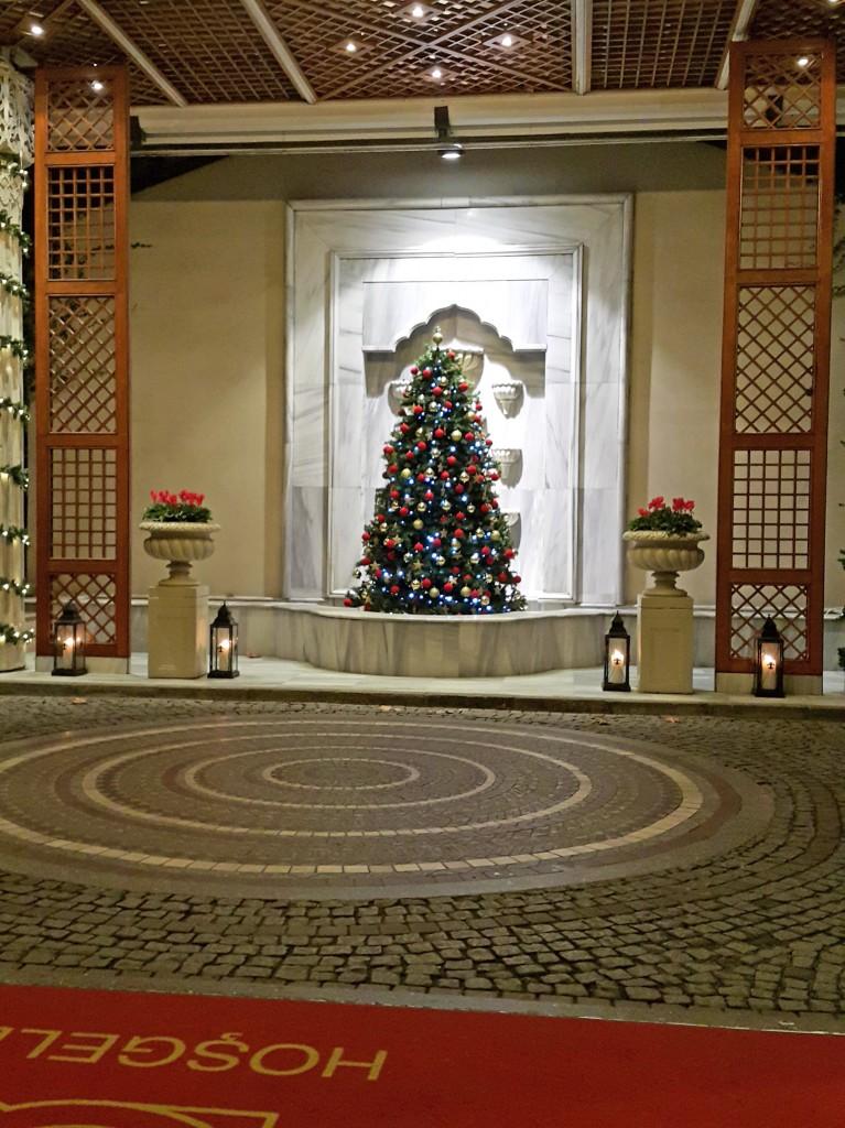 Çırağan Palace Kempinski'de Yılbaşı Yemeği…