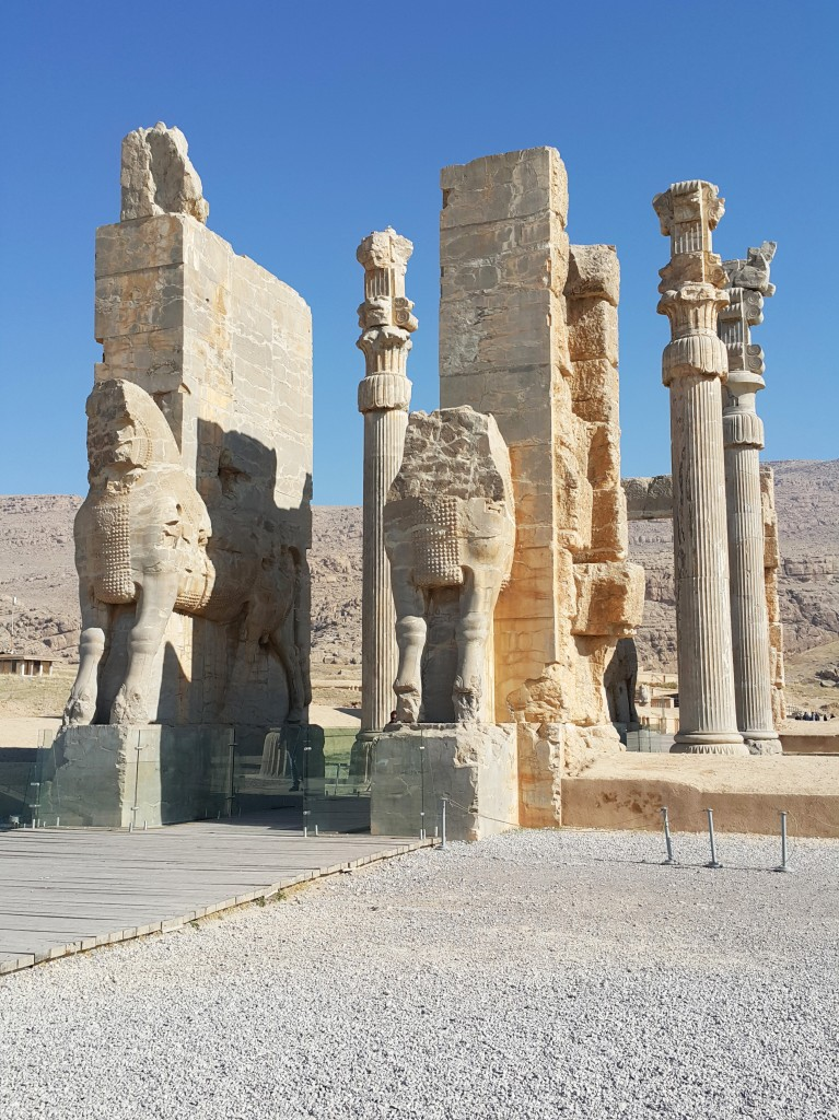 48 Saatte Şiraz Seyahati-İkinci Gün