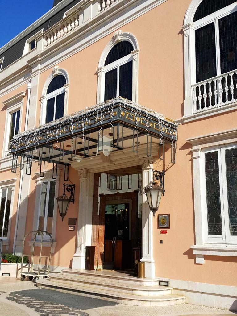 Olissippo Lapa Palace Lizbon…