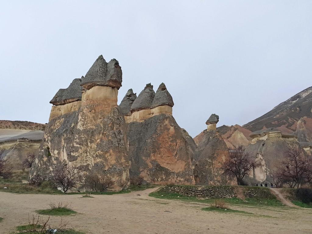 Bir haftasonu Kapadokya…