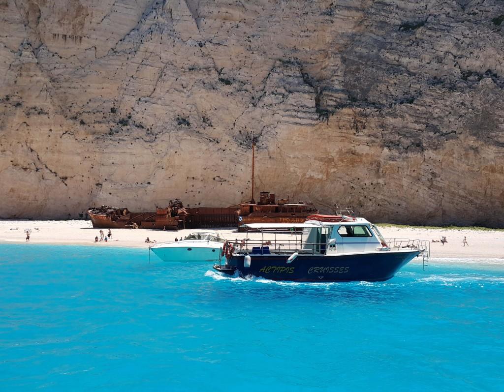 İşte Shipwreck Beach