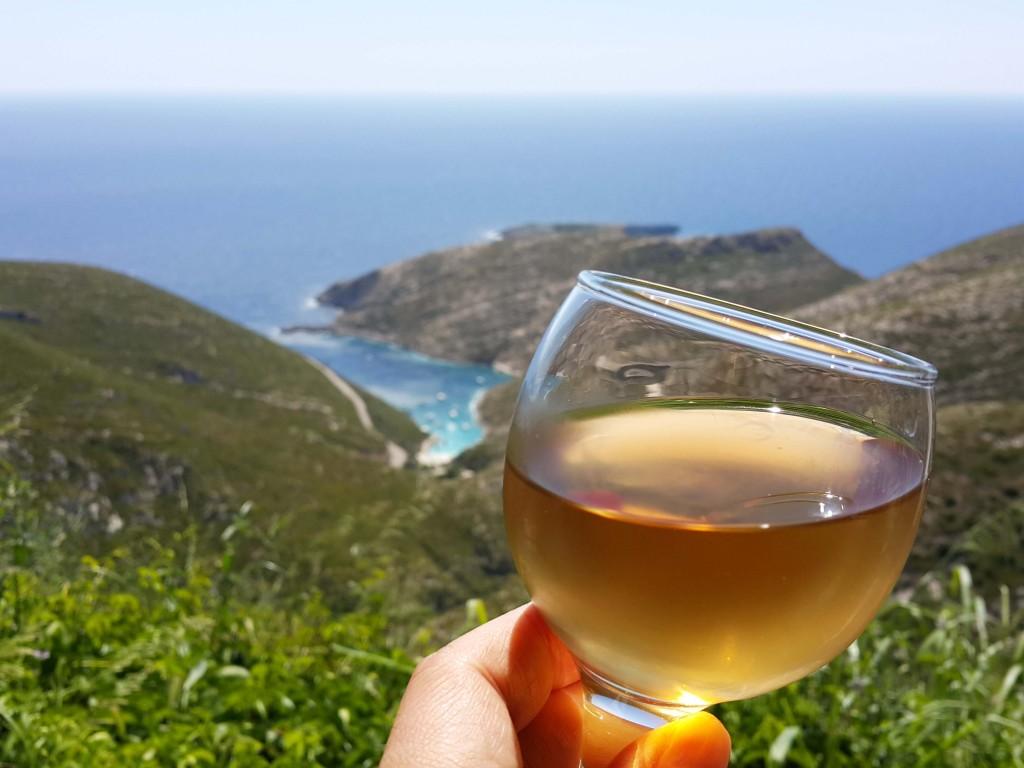 Aereas'da ev yapımı şarap