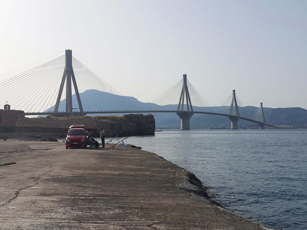 Rio-Antirrio Köprüsü