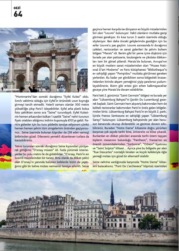 Tadında Seyahatin BEE Life | Basında Tadında Seyahat