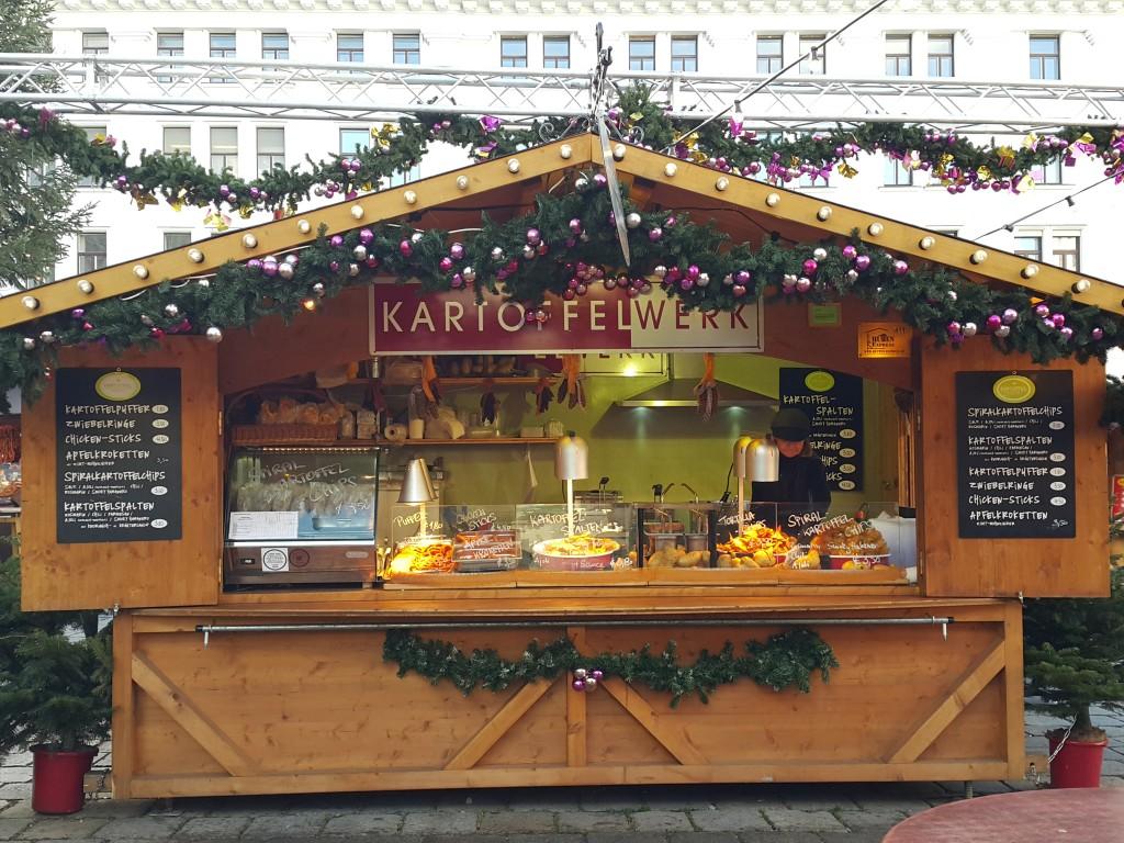 Viyana'nın büyülü Noel Pazarları…