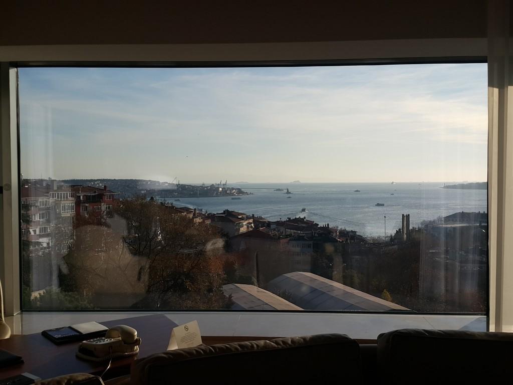 Conrad Istanbul Bosphorus…