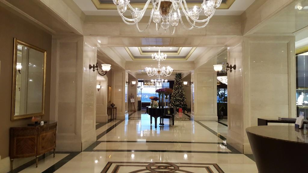 Ritz Carlton Istanbul'da bir haftasonu…