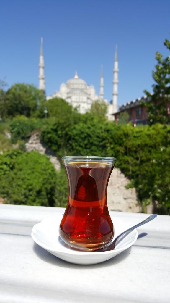 Saade Kahvaltı Sultanahmet