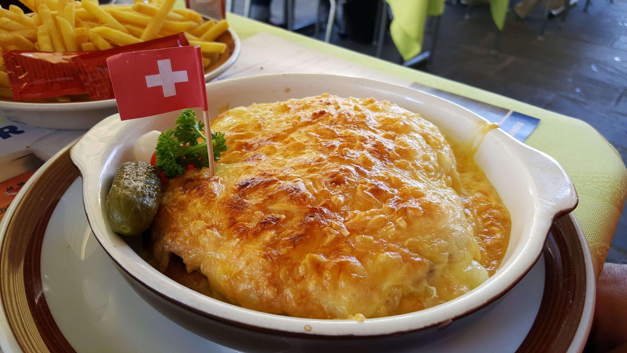 İsviçre Tostu