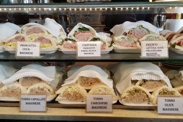 Tramezzini Sandviçler