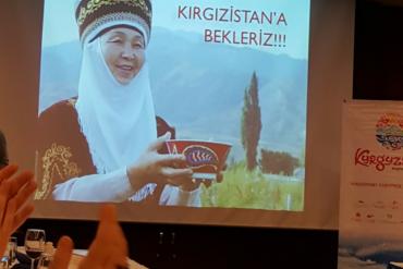 Kırgızistan' bekleniyoruz ✌