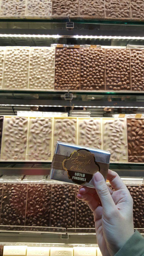 Beyoğlu Çikolatacısı