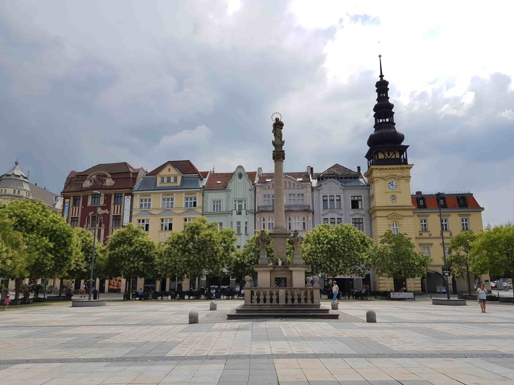 Ostrava'nın Leziz Mekanları