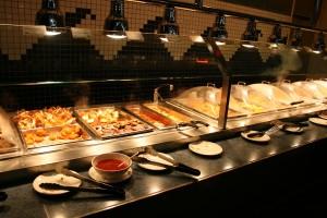 Sıcak Yemekler Büfesi
