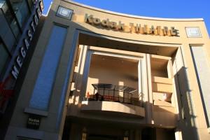 Hollywood'da bulunan Oscar Törenlerinin yapıldığı Kodak Tiyatrosu