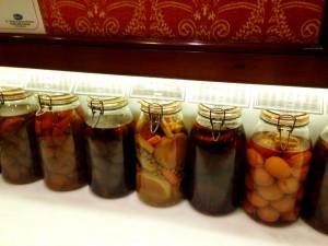 Meyve Kompotoları