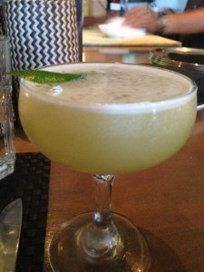 Anejo Honey Sour