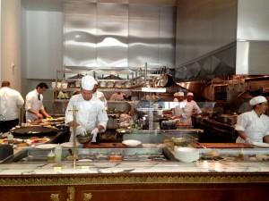 Bottega Louie Açık Mutfağı