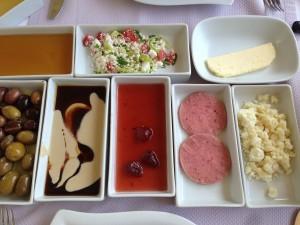 Baga Otel'in Nefis Kahvaltısı
