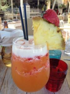 Sea Side Cocktail