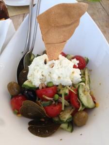 Santorini Salatası