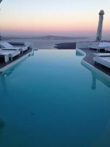 Chromata Up Style Hotel'in Havuzu