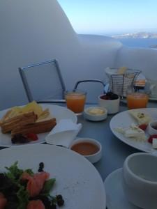 Chromata Up Style Hotel'de Kahvaltı