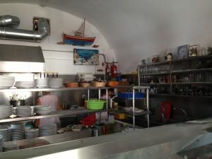 Taverna Katina'nın Mutfağı