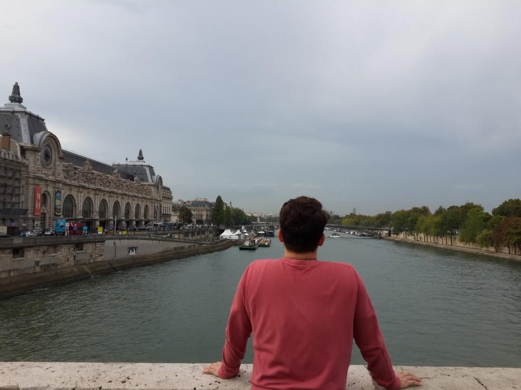 Pont Royal'den Seine Nehri