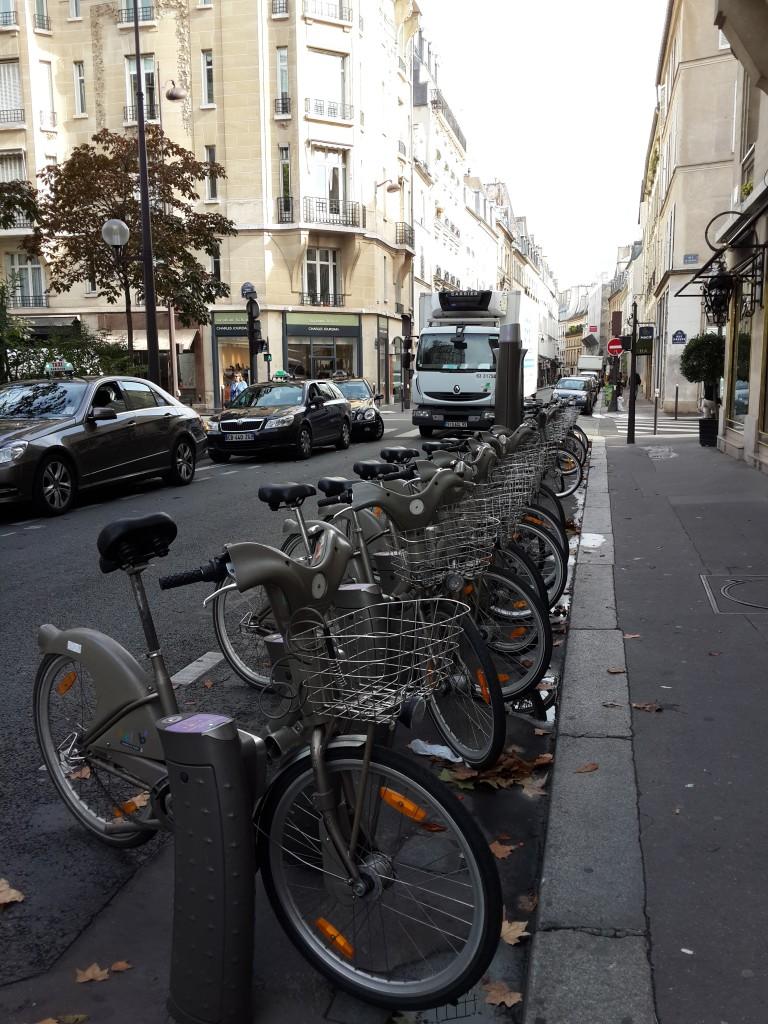 Kiralık Bisikletler
