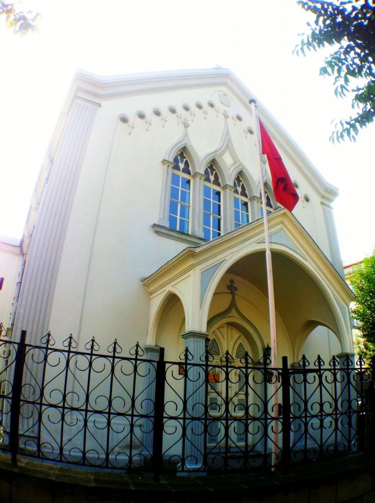 Eski Kilise/Yeni Kütüphane