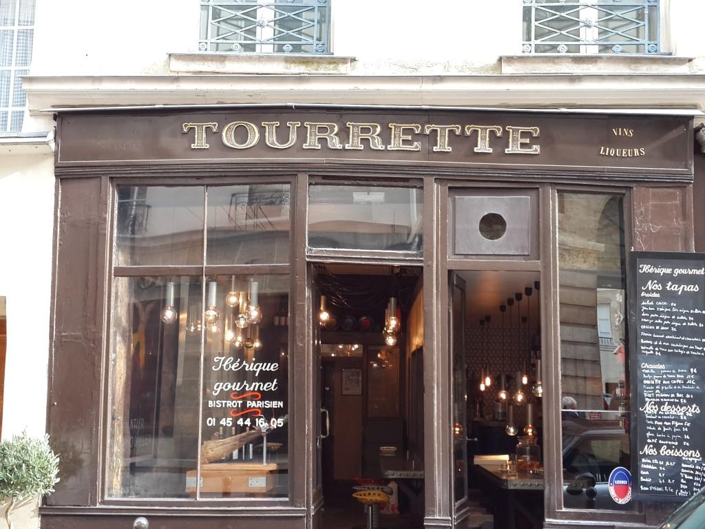 Küçük Bir Fransız Restoranı