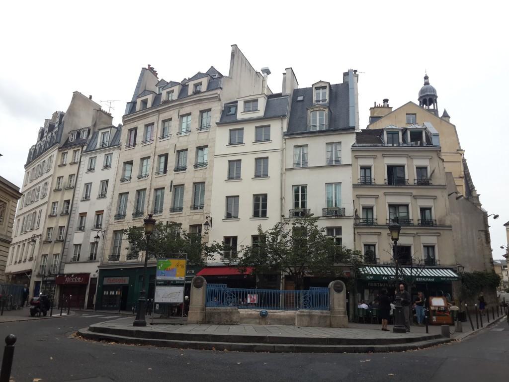 Rue Descartes