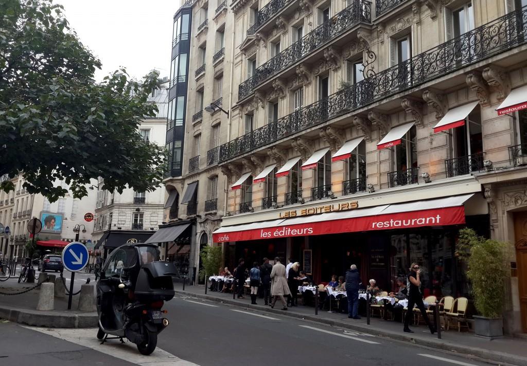 Saint Germain'de bulunan  Les Editeurs