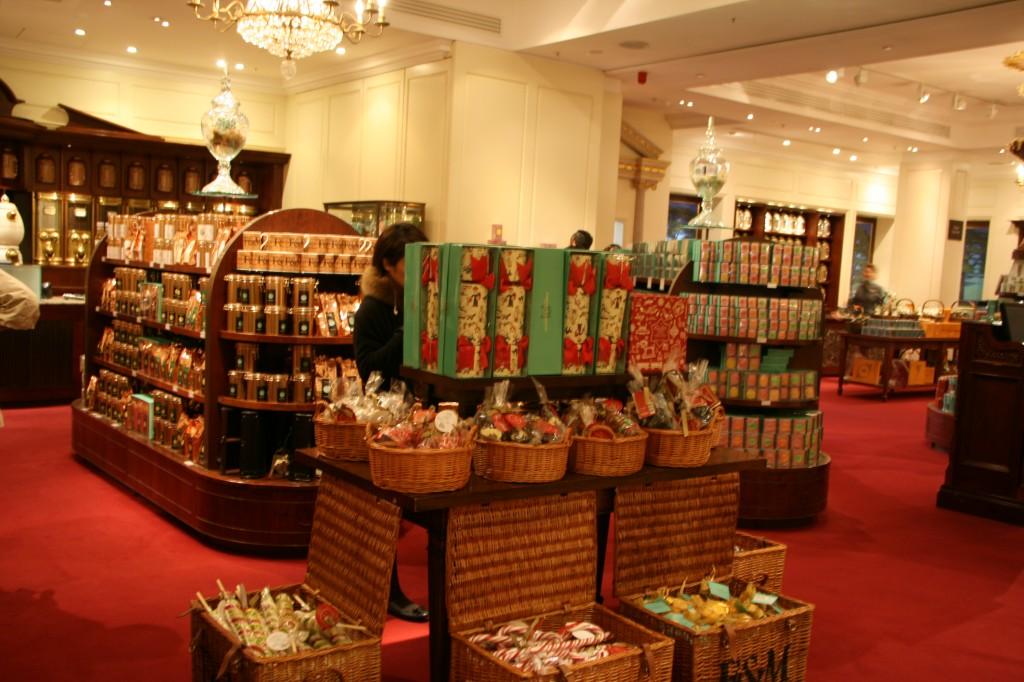 Fortnum & Mason Mağazası