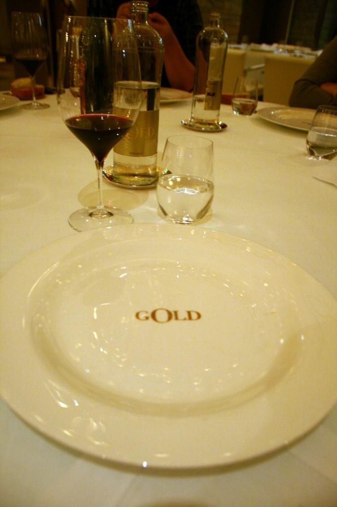 Dolce Gabbana'nın Dolce Restoranı